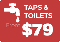rate for repairing taps and toilets